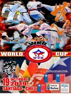 COPA DEL MUNDO 2019 EN CHILE WORLD CHAMPIONSHIP CUP KARATE